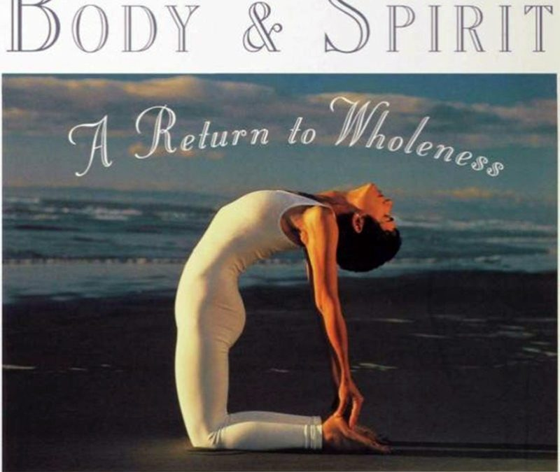 Yoga Mind Body Spirit by Donna Farhi