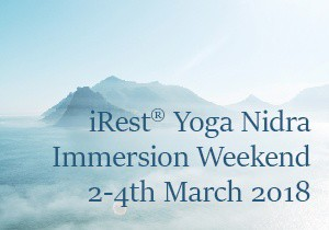 iRest Yoga Nidra Immersion Weekend, 2-4th March 2018, Christchurch, New Zealand SMALL