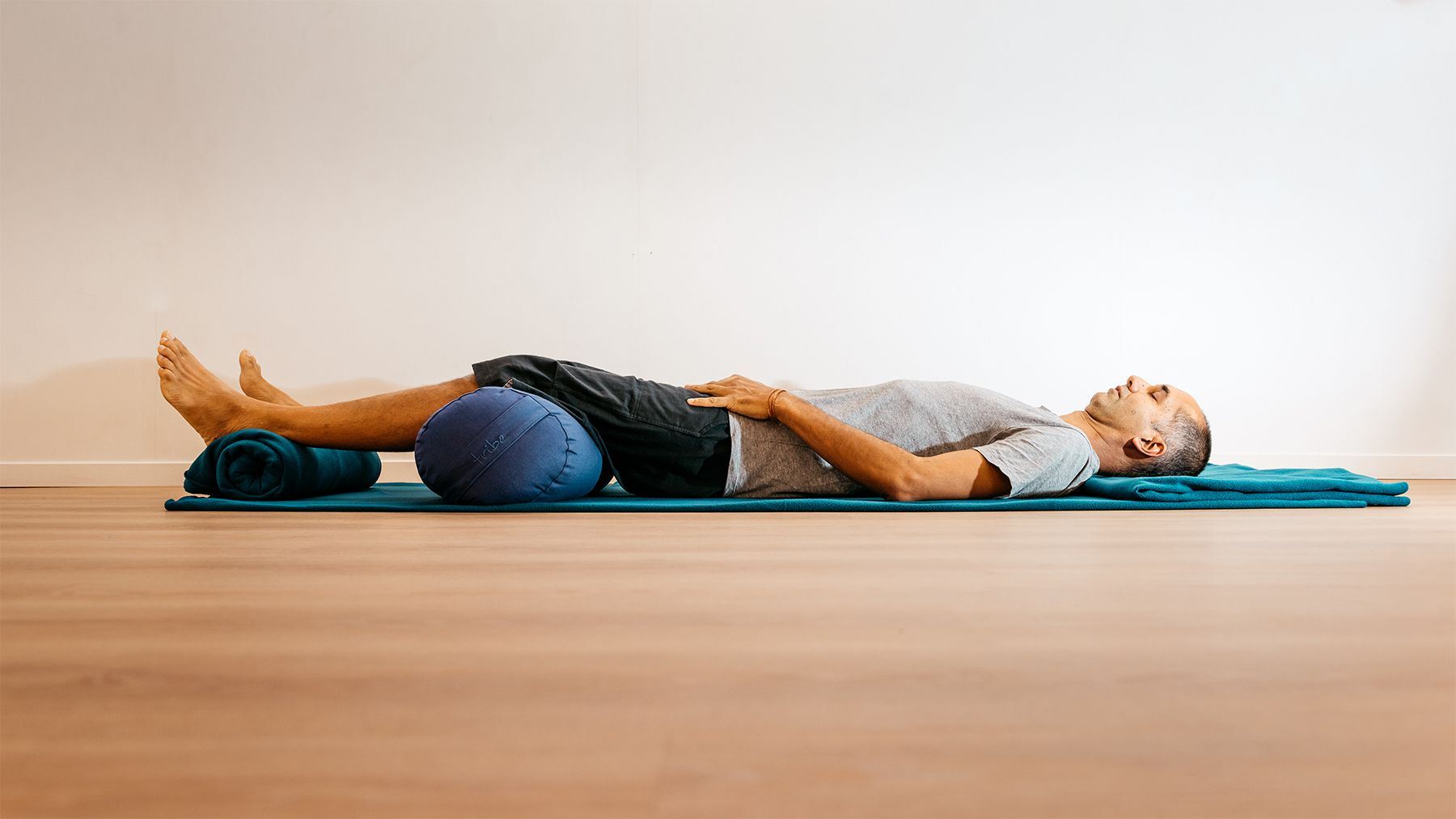 Restorative Yoga with Neal Ghoshal - Savasana, Relaxation Pose