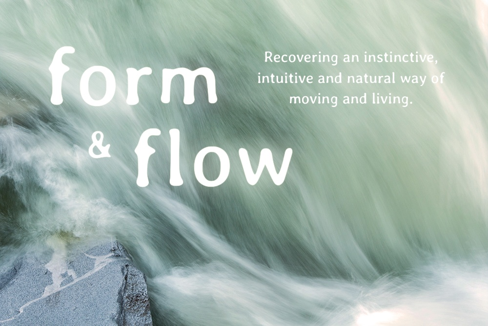 Form and Flow Weekend Retreat, Sanctuary Hill, 19-21st November 2021